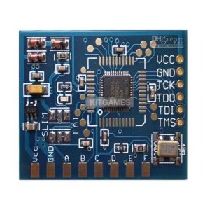 Chip Matrix Ic Com Cristal Pequeno