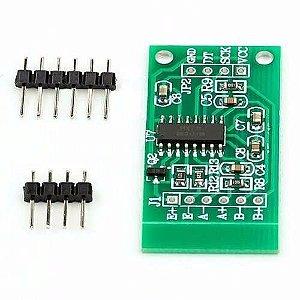 Hx711 24bits P Célula De Carga Peso Balança Sensor Arduino
