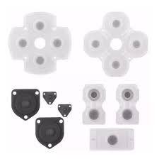 Kit Borracha Condutiva Reparo Controle Ps4 001/011