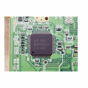 Chip Decodificador Audio Video Ave-rlv Bu9055ek Nintendo Wii