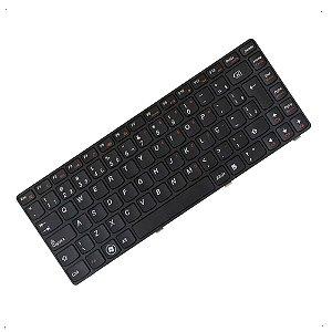 Teclado para Notebook Lenovo G460 G460e 25-009799 V-100920fk1