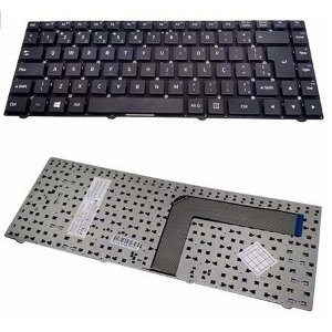 Teclado para Notebook Positivo Unique S2050 S2500 Xr9430 82r-14c248-4214 S2660