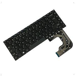 Teclado para Notebook Samsung Np370e4j Np370e4k Np370e4j