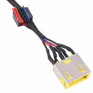 Dc Power Jack Lenovo Ideapad G500 G500s G505 com cabo