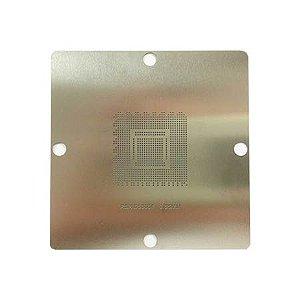 Stencil Rsx D5305f .55mm Para Base 90x90 Mm