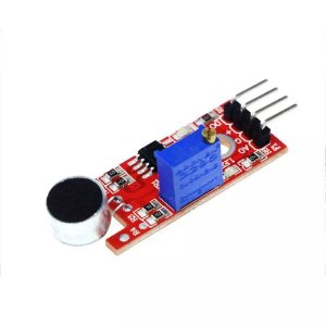 Módulo Sensor De Som Detector Sonoro Microfone Mega Arduino