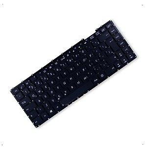 Teclado para Notebook Asus com touchpad X451 X451CA X451M X451MA X451E