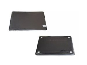 Case Capa Macbook Pro 13 A1278 Preto Fosco