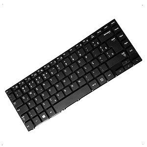 Teclado para Notebook Samsung NP370R4E NP450R4V NP470R4E