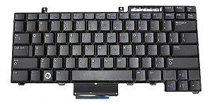 Teclado Para Dell Latitude E5410 E5510 Layout Americano