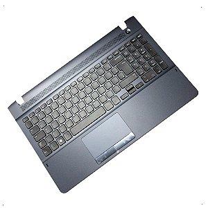 Teclado para Notebook Samsung Np270e5e-kd1br Ba75-04641p Ba75 046