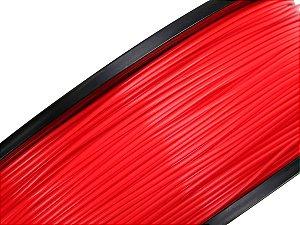Filamento Pla 500gr 1,75mm Impressora 3d  Premium Vermelho