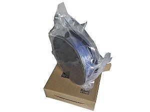 Filamento Pla 500gr 1,75mm Impressora 3d Top Premium Azul