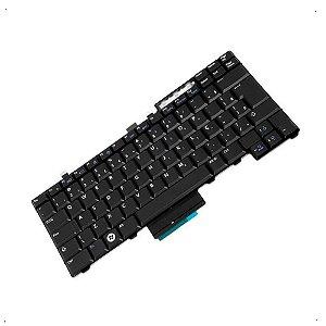 Teclado para Notebook Dell Latitude Layout Americano E6500 E6510