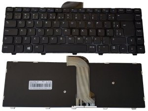 Teclado Dell Inspiron I14 2620 2630 2640 3421 V137225ar1 Br