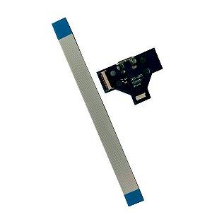 Placa Usb Controle Playstation 4 Ps4 Jds-001 + Flat 14 Vias