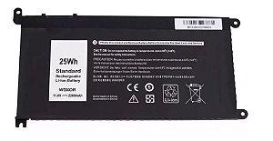 Bateria Dell Inspiron 7560 7460 7368 7472 5570 25 wh Wdx0r