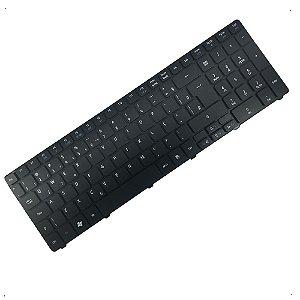 Teclado para Notebook Acer Pk130c92a25 Pk130c93a25 V104746AK3