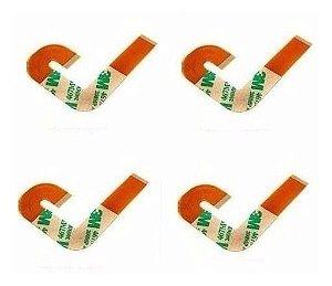 Kit  De Flats Ps2 Modelo 10x 7000/75000 + 10x 9000