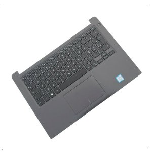 Teclado + Carcaça para Notebook Dell Inspiron com Backlight 15 7370 14 7460