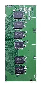 Kit x 4 Memória Ram De Xbox One - Samsung (k4w4g1646q-hc1a)