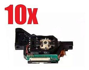 Kit 10 Peças - Leitor Óptico Hop 15xx Para Xbox 360 Slim