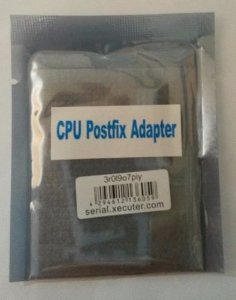 Post Fix Adapter - V3 E V4 - Cpu Postfix Kit 10 Peças