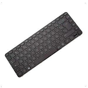 Teclado para Notebook Hp G4-2000 Séries Aer33600210 Aer33602210