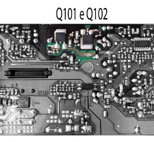 4x Mosfet 6r380p6 - 60s650ce Fonte Q101 Q102 N15-160p1a