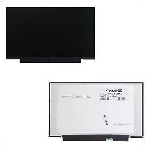 """Tela Original para Notebook 14.0"""" Led Slim N140BGA-EA4 REV.C2"""
