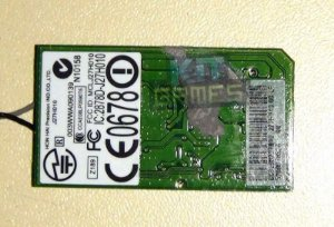 Placa Wireless Para Nintendo Wii Original