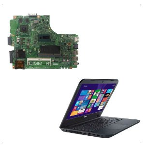 Placa Mãe Notebook Dell Inspiron 3437-5457 Gh8wh Original