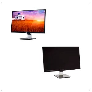 Monitor para Notebook Led Dell S2340L de 23 Polegadas Full HD 1920 x 1080