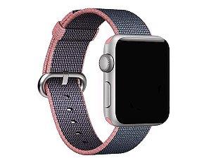 Pulseira Nylon Loop Sport Apple Watch 38mm 40mm 42mm 44mm