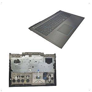 Base Superior Teclado Dell G7 7588 0c5cv0 Gamer Original