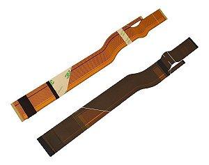 Kit 5  com 3 Cabo Flat 3m H Buster Hbd-9540av + 2 Kit com 2 Flats Cable Pioneer Avh 3550 3580