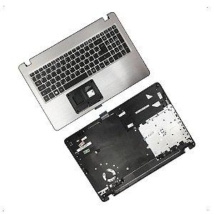 Carcaça + Teclado Acer Aspire F15 F5-573g Lv5t-a51b