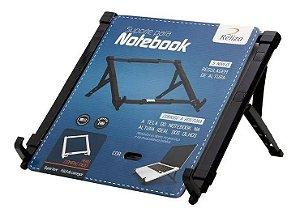 Suporte para Notebook Linha Home Office Reliza Preto