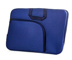Capa para Notebook 15,6 Azul com Bolso
