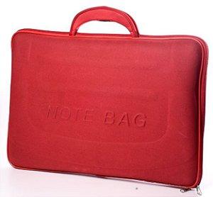 Case para Notebook 15,6 Vermelha