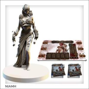Tainted Grail-Niamh-Expansão (PRÉ VENDA)