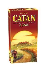 Catan-5 e 6 Jogadores -Expansão (PRÉ VENDA)