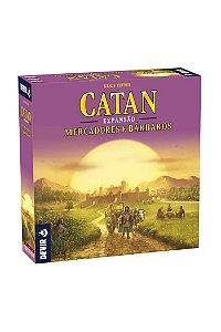Catan Mercadores e Bárbaros (Expansão) (PRÉ VENDA)