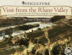 Viticulture: Visitantes do Vale do Reno (Expansão) (Pré venda)