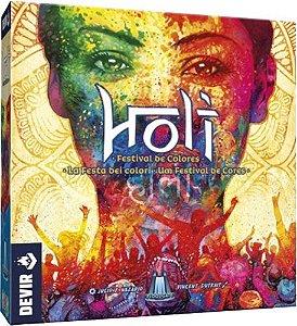 Holi : Festival de Cores