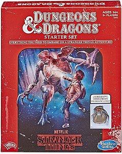Dungeons & Dragons : Stranger Trings (Em Inglês)