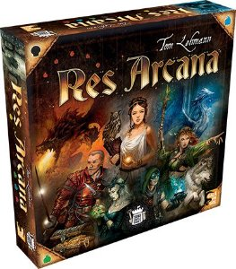 Res Arcana (Venda Antecipada)