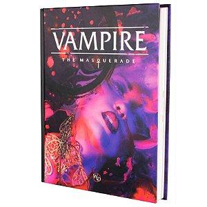 Vampiro: A Máscara (Padrão) (PRÉ VENDA)