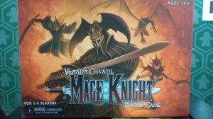 Mage Knight (MERCADO DE USADOS)