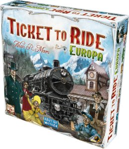 Ticket to Ride Europa (VENDA ANTECIPADA)